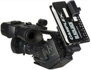 Camera Mount Neutrik opticalCON Interface for Blackmagic ATEM Camera Converter
