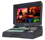 8 Input HD/SD Mobile Studio  for SDI, HDMI, & Composite Video