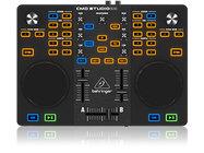 Behringer CMD Studio 2A 4-Ch Dual Deck DJ Controller