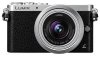 16MP LUMIX Compact System Camera (DSLM) with 12-32mm Lens Kit in Silver
