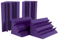 Auralex LENPUR-HP LENRD Bass Trap 4-pack in Purple