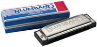 Hohner Blues Band Enthusiast Series Diatonic Harmonica