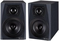 "iCON SX-4A 1 Pair of 4"" Studio Monitors"