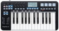 25 Note USB MIDI Keyboard Controller with Komplete Elements