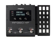 DigiTech RP360XP Guitar Modeling Processor with Expression Pedal