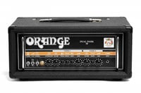 Orange Amplification Dual Dark 50 50W 2-Ch Tube Guitar Amplifier Head