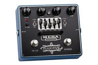 Dual-Mode Overdrive+ Pedal with Assignable 5-Band EQ