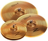 "Zildjian G16BS2DS Gen16 Buffed Bronze Cymbal Box Set - 13"" Hi Hats ,16"" Crash ,18"" Crash Ride"