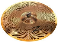 "Zildjian G1616C 16"" Gen16 Crash Cymbal in Buffed Bronze Finish without Pickup"