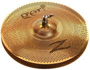 "Zildjian G1613HP 13"" Gen16 Hi Hat Cymbals in Buffed Bronze Finish without Pickup"