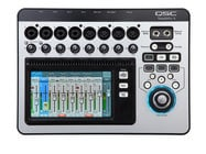 QSC TouchMix-8 8-Channel Compact Digital Mixer with Touchscreen TOUCHMIX-8