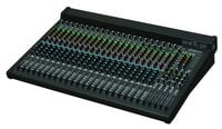 24 Channel 4-bus Mixer with FX  and USB