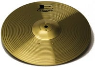 "Pearl Drums ECC13DP 13"" E-Pro Series Brass Hybrid Crash Cymbal ECC13DP"