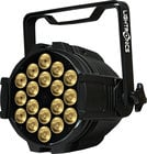 Lightronics Inc. FXLD618C2I4 18 x 6W Amber White LED Par, 45 Deg