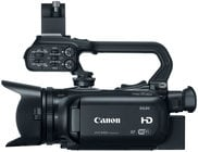 HD Camcorder with 20x HD Optical Zoom Lens