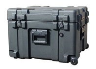 Roto Mil-Std Waterproof Case with Foam and Wheels