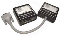 ETS ETS-PV930 Active RGBHV to VGA Baluns
