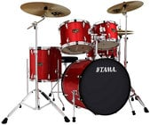 Imperialstar 5-Piece Drum Set with Meinl Cymbal Pack