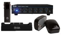 Atlas Sound MAGPIE-1-2 Atlas Learn Single MAGPIE Wireless Microphone and Dual IR Dome Kit