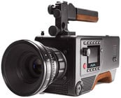 AJA CION 4K and HD Production Camera Body with PL Lens Mount