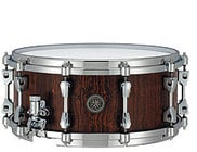 "6x14"" Starphonic Bubinga Snare Drum in Matte Natural Cordia"