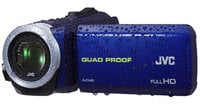 JVC GZ-R10A Quad Proof Full HD Camcorder in Blue GZR10AUS