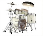 4-Piece Session Studio Classic Shell Pack in Antique Ivory
