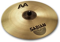 "21"" AA Raw Bell Dry Ride Cymbal"