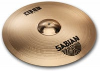 "Sabian 42114 21"" B8 Rock Ride Cymbal"