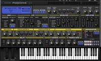 Image Line Poizone Subtractive Synthesizer Software Virtual Instrument