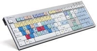 LogicKeyboard LKBUCBASEAJPU Cubase/Nuendo American English Slimline Keyboard for Windows