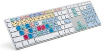 LogicKeyboard LKBUCBASEAM89 Cubase/Nuendo American English Advance Line Keyboard for Mac