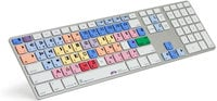 LogicKeyboard LKBUMCOM4M89US  Media Composer 4/5 Pro Line Keyboard for Mac