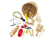 15-Piece Kid's Percussion Kit