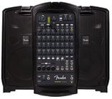 Fender PASSPORT-VENUE Passport VENUE 10 Channel 600 Watt Portable PA System with USB Playback/Recording