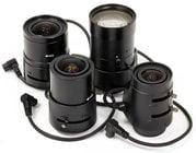 4.0-12mm F1.4 CS Mount Varifocal Lenses with DC Auto Iris