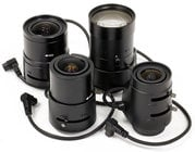 4.0-8mm F1.4 CS Mount Varifocal Lenses with DC Auto Iris