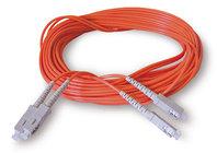 50 Meter Duplex Fiber Optic MADI Cable