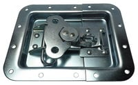 TCH Hardware 501-2420800 Recessed Lockable Latch