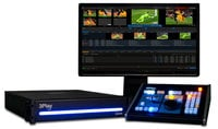 NewTek 3PLAY 440 4 Input HD-SD Switchable Video Replay System with Control Surface