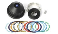 Zeiss 1846-493 Interchangeable Lens Mount Set PL for CP.2 15/T2.9, 35mm/T1.5, 50mm/T1.5, 50mm/T2.1, 85mm/T1.5, or 85mm/T2.1