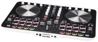 2-Track DJ Controller with Serato DJ Intro Software