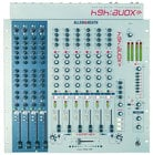 10 Channel Club Mixer with 4 Microphone/Line Inputs
