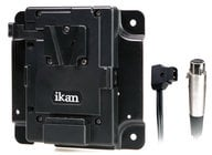 ikan Corporation PBK-S-X Pro Battery Adapter Kit for V-Mount with XLR P-Tap