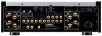 Hi-Fi Integrated Stereo Amplifier, 160 Watts Per Channel @ 4 ohms, Black