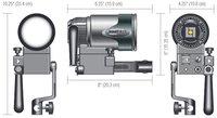 Lowel Light Mfg G5-10TU PRO Power AC Tungsten LED