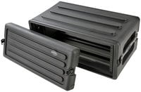 4RU Roto-Molded Shallow Rack Case