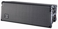 "DAS Audio Event 208A 3-Way Active Line Array Speaker with Dual 8"" Woofers"