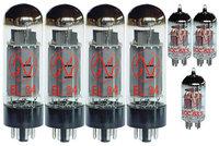 JJ Electronics SET-JCM800 Tube Set for 100W JMP or JCM800