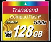 128 GB 800x Premium Compact Flash Card